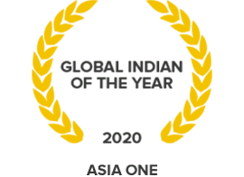 Global Indian of the year, Asia One
