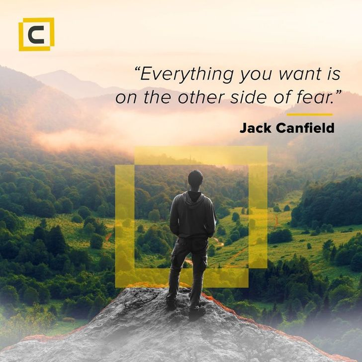MM - Everything you want is on the other side of fear - Century Financial