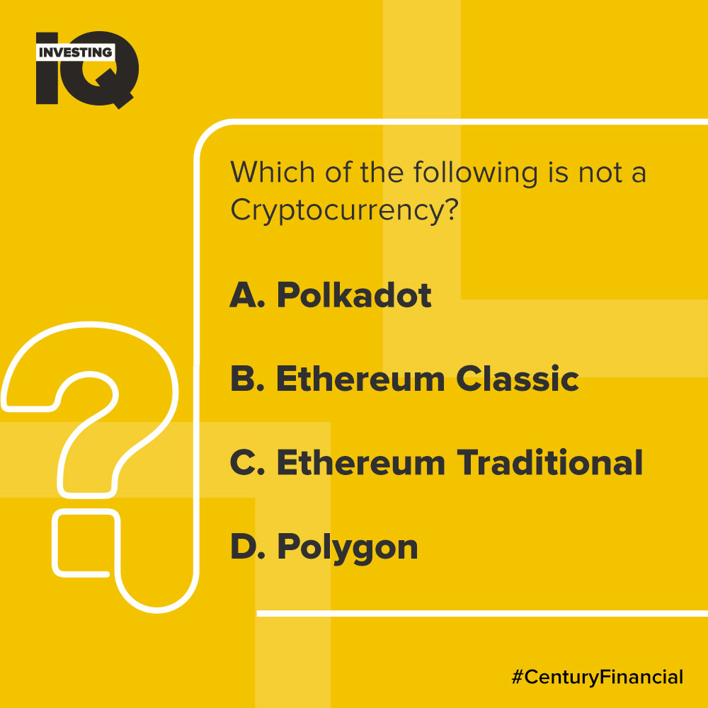 Answer - Ethereum Traditional