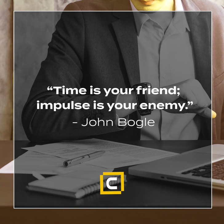 Monday motivation - Time-is-your-friend-impulse-is-your-enemy - Century Financial