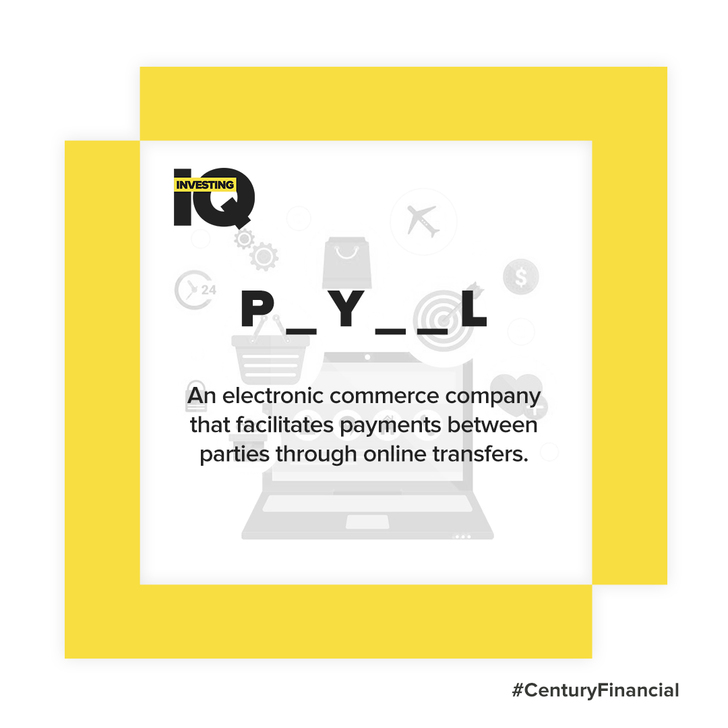 IQ- Answer-Paypal- Century Financial