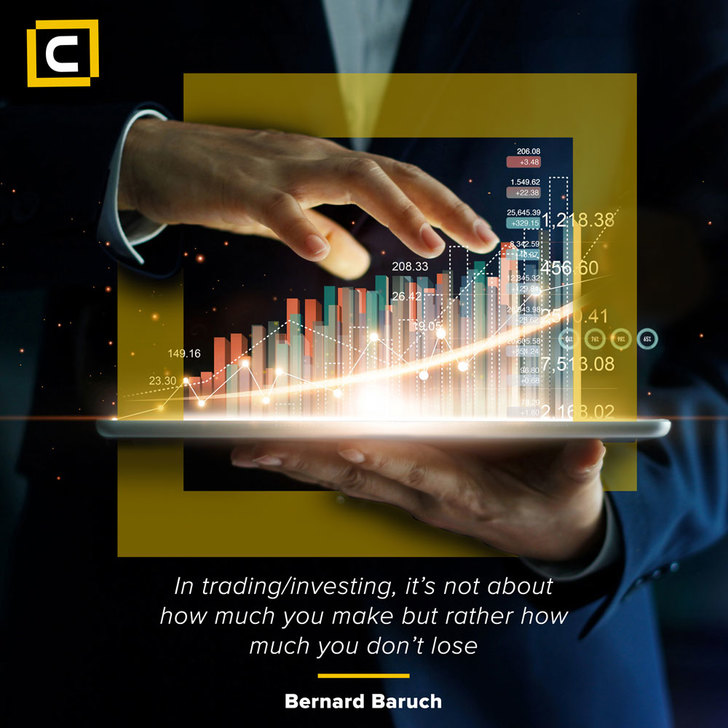 MM - In trading/Investing, It's not about how much you make but rather how much you don't lose