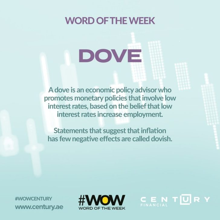Dove - Word of the Week   Century Financial