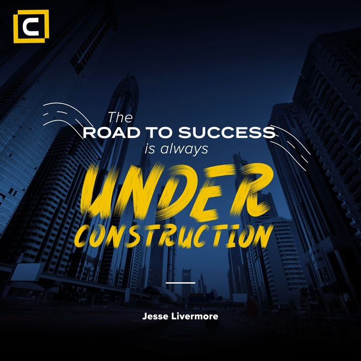 MM - The road to success is always under construction - Century Financial