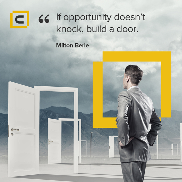 MM - If-opportunity-doesnt-knock-build-a-door - Century Financial