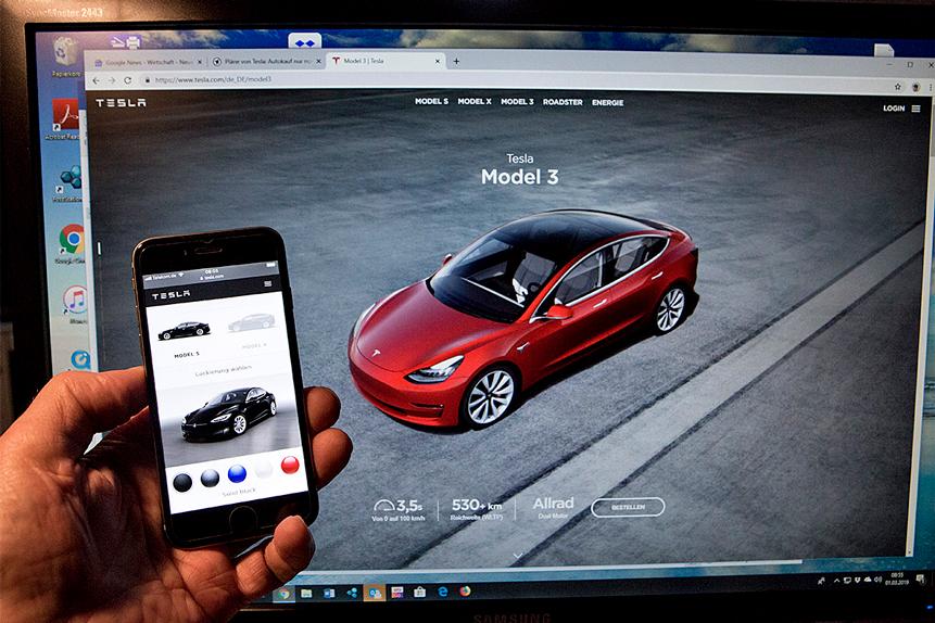 Ark Invest's bull case for Tesla's share price