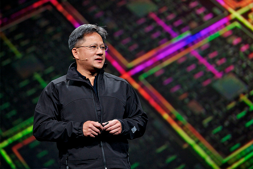 Can Nvidia's share price continue its winning streak?