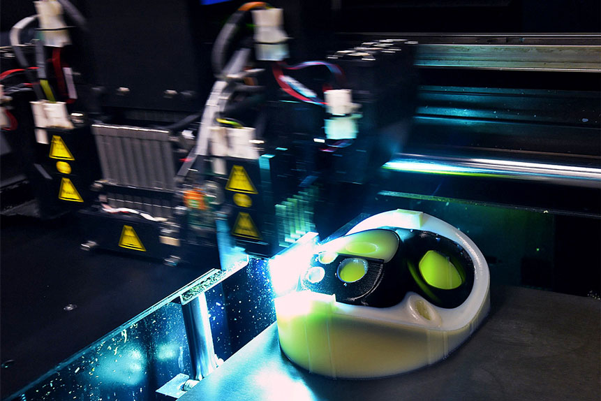 Does the ARK 3D Printing ETF present innovative opportunities?