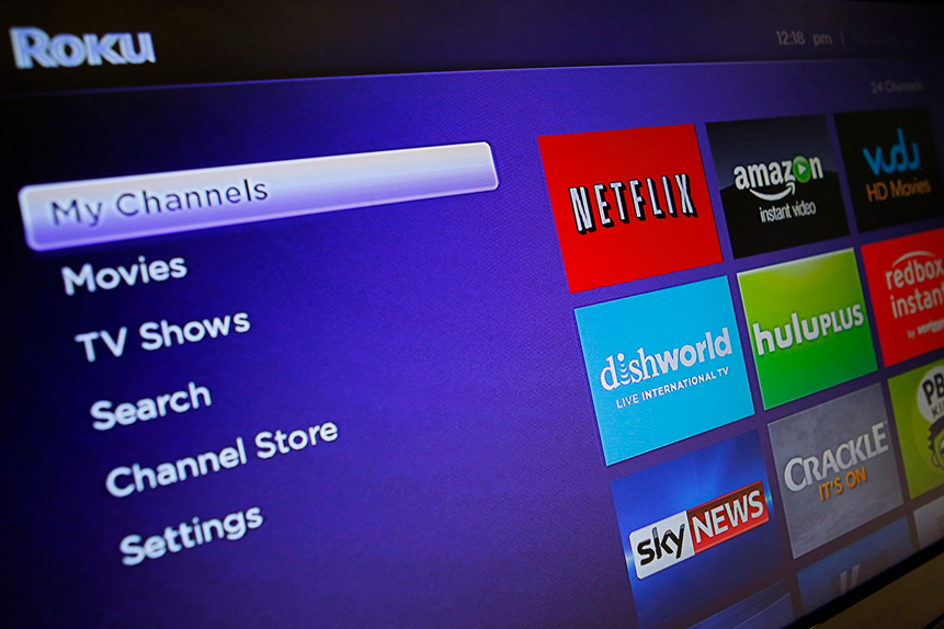 How could a new streaming vision impact Roku's share price?