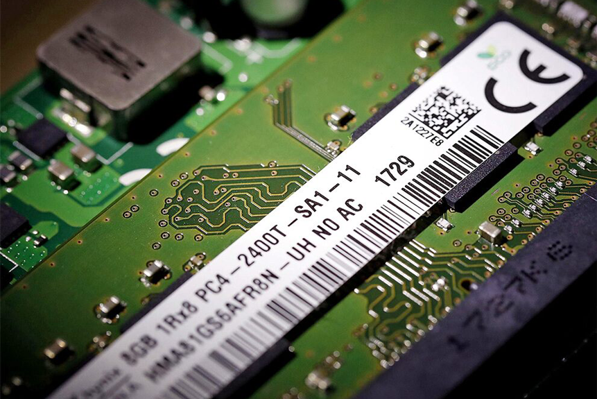 How has the chip shortage lifted NXP Semiconductors share price?