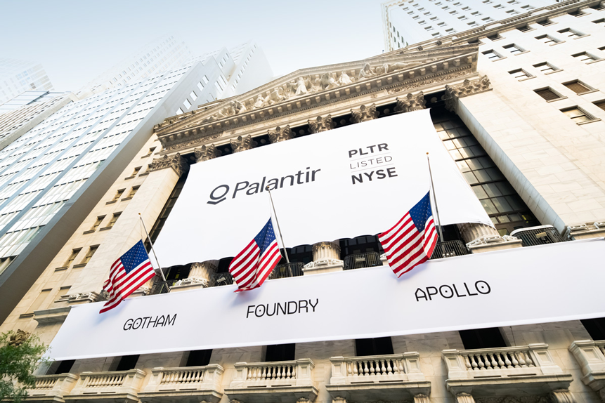 Will SPAC investments lift the Palantir share price?