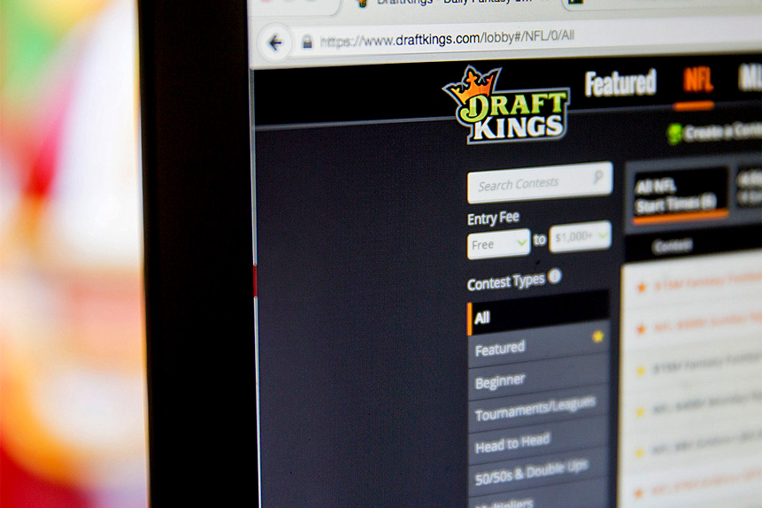 Taking a punt on DraftKings' share price