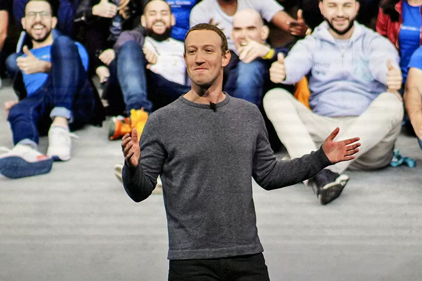 Will the Facebook share price see positive earnings arise?