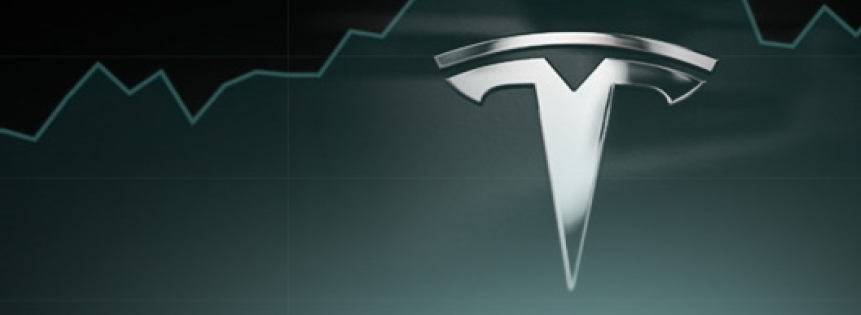 Tesla 1 Month Accumulator with Partial Knock Out