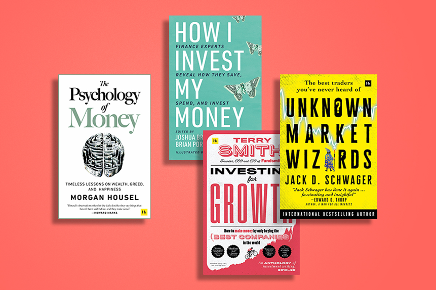 What are the top trading books to read over the 2020 holidays?