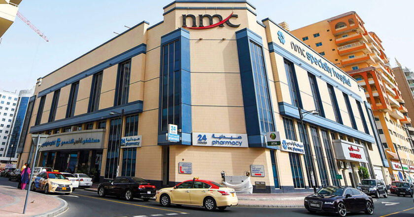 Sharjah News - Abu Dhabi's NMC Health 'close'...