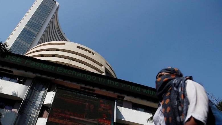 Khaleej Times - Sensex, Nifty drop as investors...