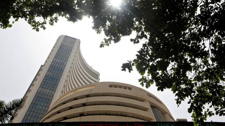 Khaleej Times - Sensex, Nifty slide as banks...