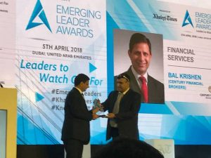 Khaleej Times honours best at Emerging Leader...
