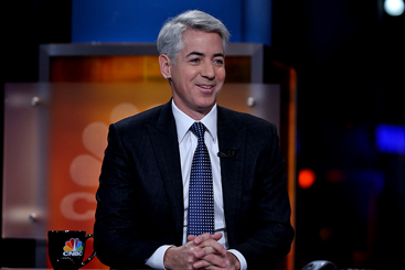 Bill Ackman's SPAC could smash records