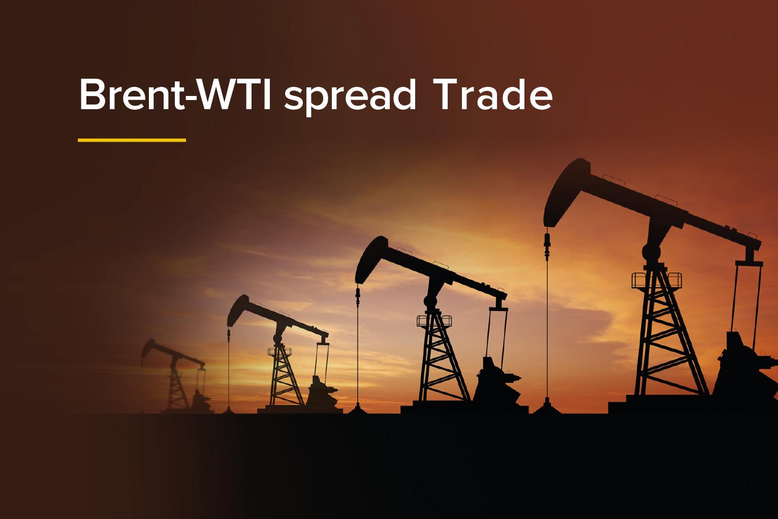 Brent-WTI spread Trade