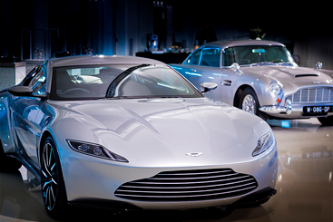 Can Aston Martin's share price accelerate after...