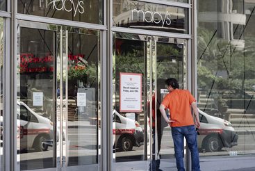 Can Macy's share price hold out for a...