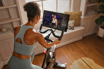 Can Peloton's share price kick back into gear?