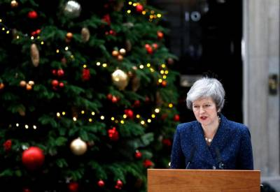 The National – Theresa May wins confidence vote...