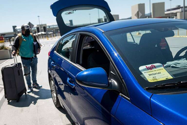 Could Lyft's share price benefit from strong...