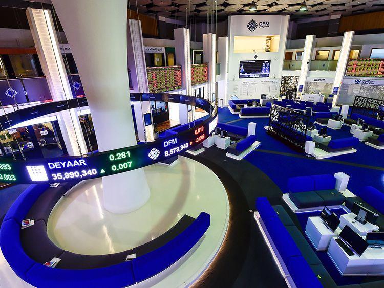 Gulf News  - Union Properties' stock has been...