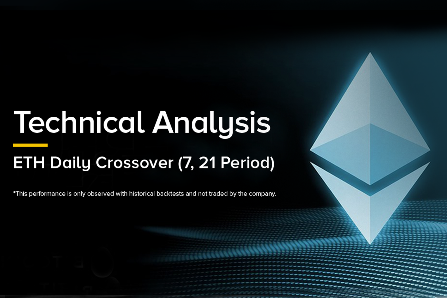 Technical Analysis - ETH Daily Crossover