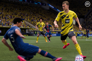 FIFA 21 release could kick EA's share price higher