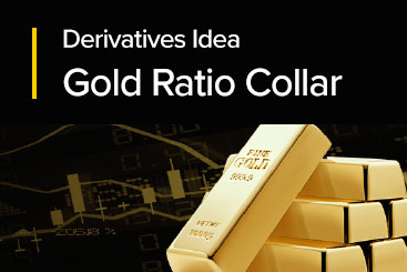 Derivatives Idea – Gold Ratio Collar