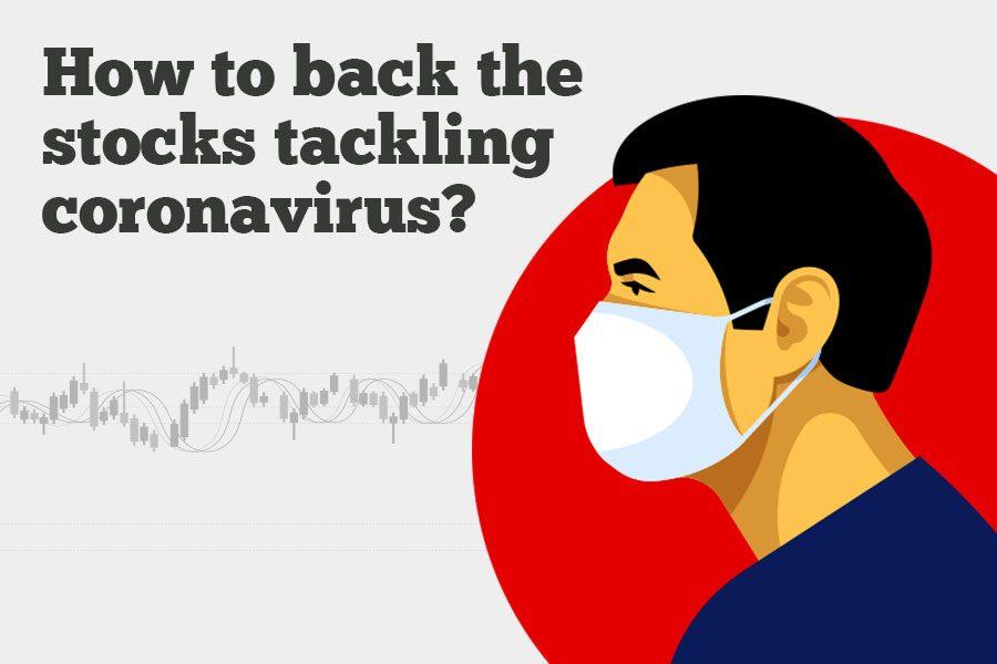 How to back the stocks tackling coronavirus?