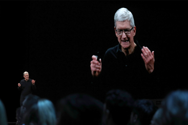 Is Apple's share price still benefiting from...