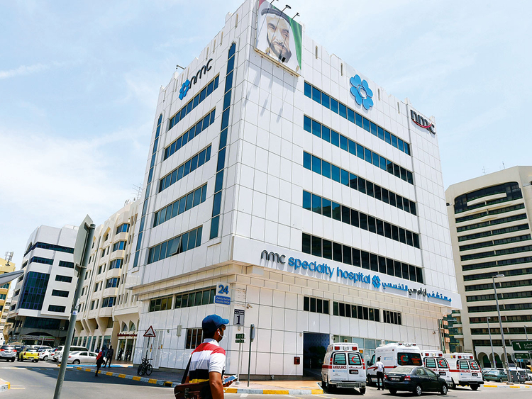 Gulf News - NMC stock should gain in the long-term