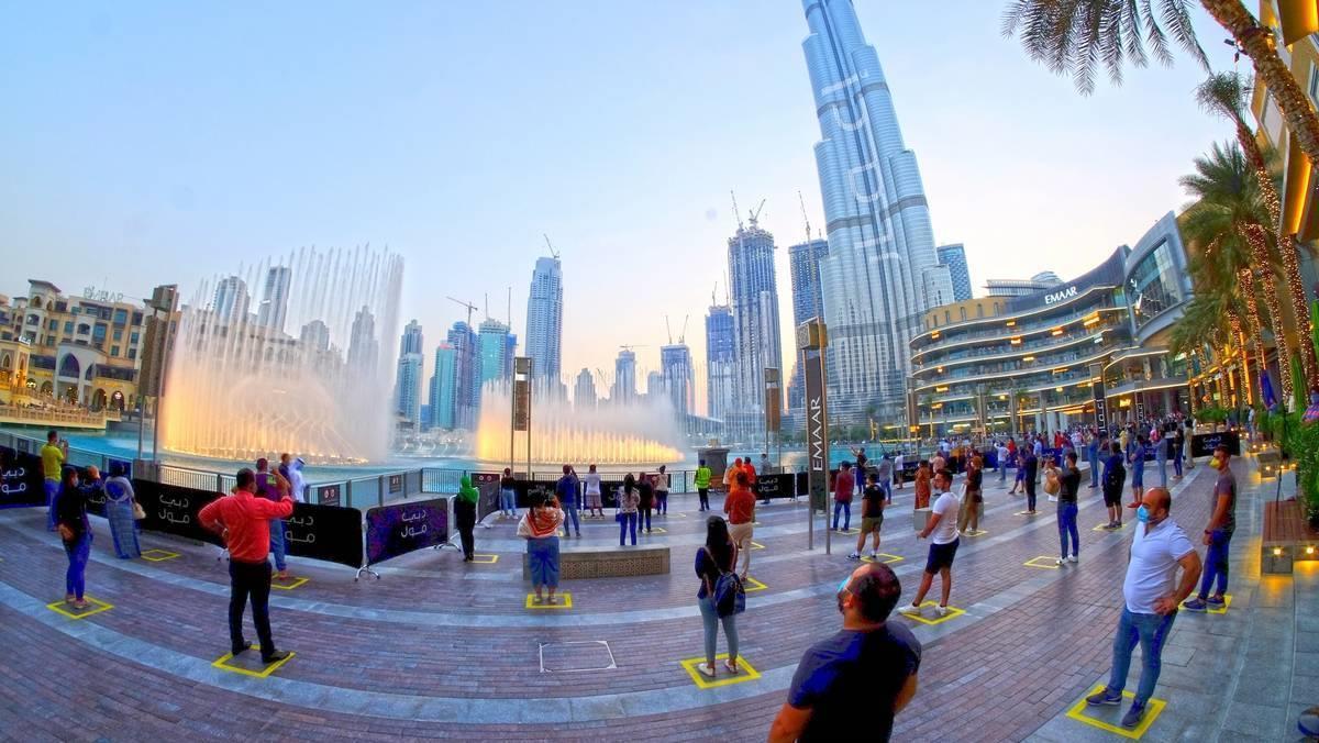 MENAFN - UAE- Worst behind us? New Covid...
