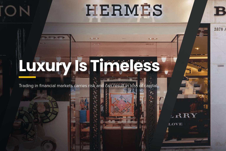 Luxury Is Timeless