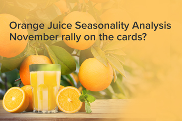 Orange Juice Seasonality Analysis November...