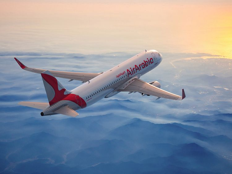 Gulf News - Sharjah budget carrier Air Arabia's...