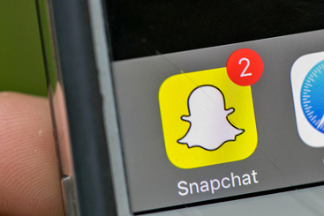 Is Snap's share price about to breakout?