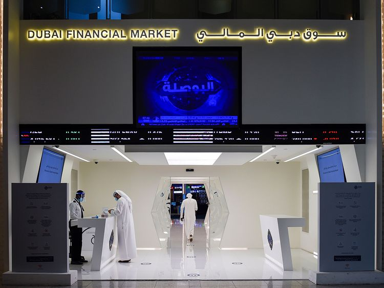 Gulf News - Emirates NBD stock is setting the...