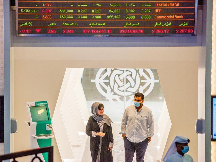 Gulf News - UAE investors await another market...