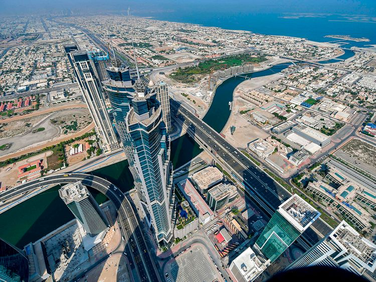 Gulf News - UAE economy poised for recovery in...