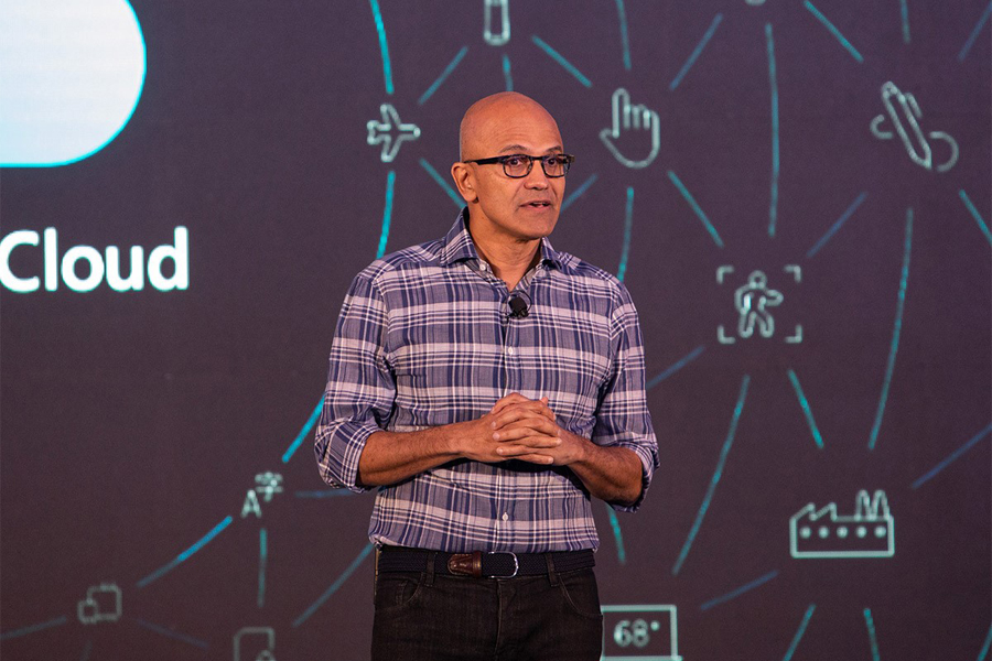 Will Microsoft's share price spike again on...