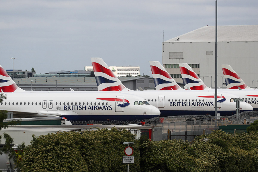 Will IAG's share price be ready for takeoff soon?