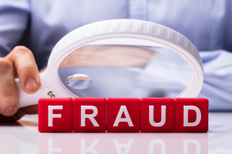 How to detect a financial fraud while investing...