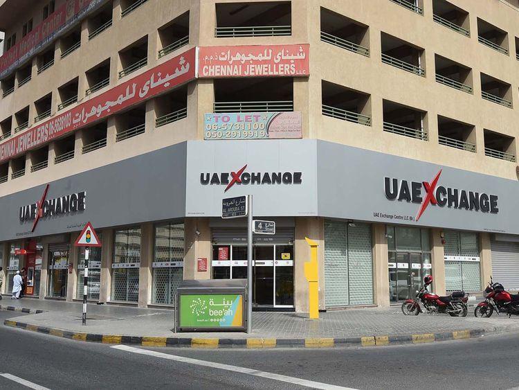 Gulf News - UAE Exchange Centre's 3,000 odd...