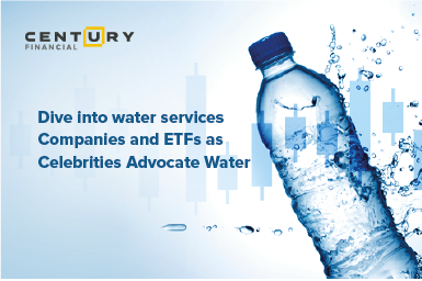 Dive into water services Companies and ETFs as...